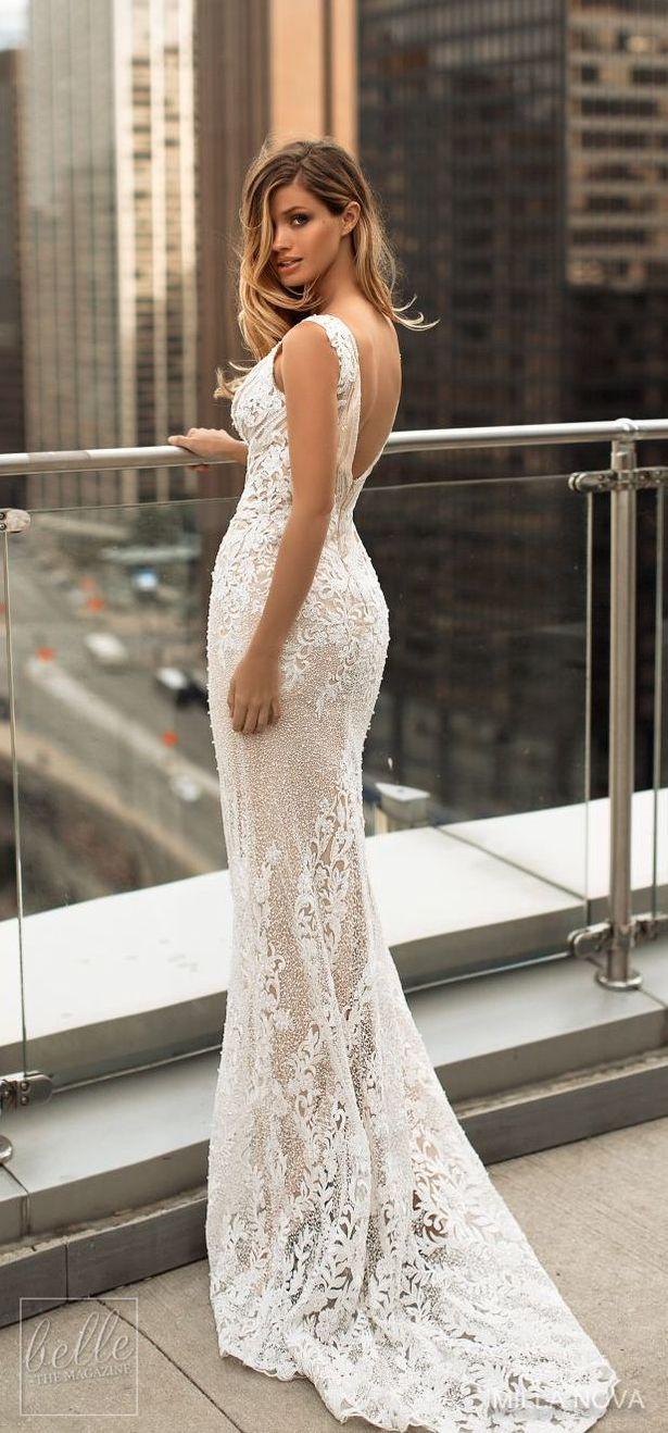 Milla Nova 2018 Wedding Dresses Collection Chicago Campaign Weddingdresses Weddinggowns Bridaldres Buy Wedding Dress Wedding Dresses Holiday Wedding Dress