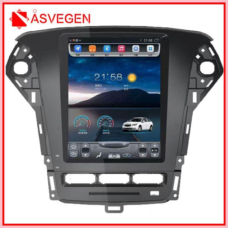 Discounted asvegen 104 vertical screen car audio stereo