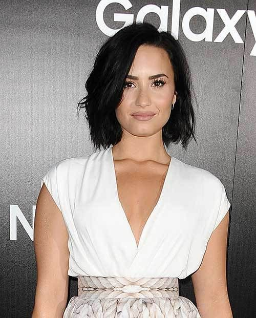Best 20 Demi Lovato Short Hair ideas on Pinterest