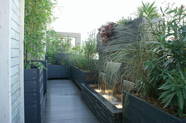 17 meilleures id es propos de architectes paysagistes sur pinterest paysagisme plan. Black Bedroom Furniture Sets. Home Design Ideas