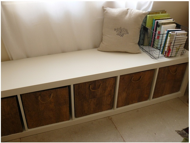 234 best images about the possibilities of ikea expedit on for Ikea expedit storage bench