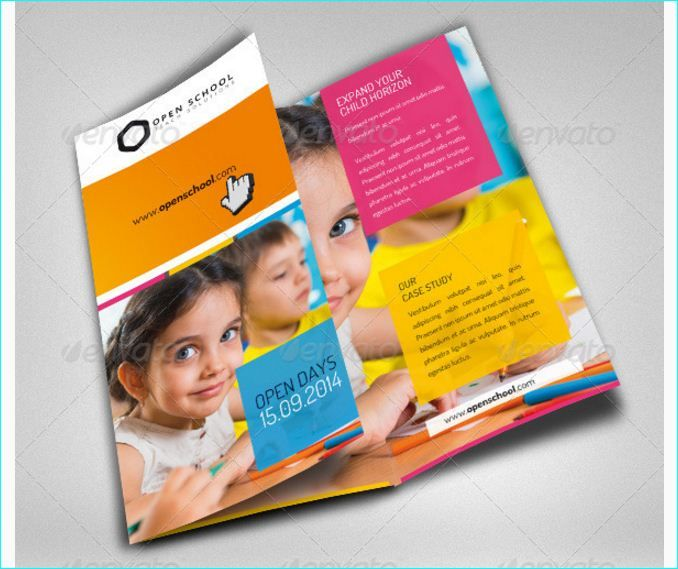 26 Best 25 School Brochure Template For Education Institution