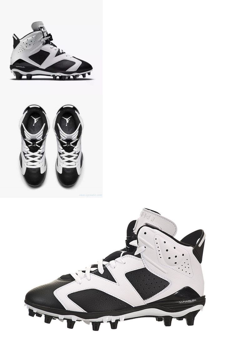 37a410a84d81 ... Men 159116  Nike Air Jordan 6 Vi Retro Td Football Cleats Sz 11 Men  645419 ...