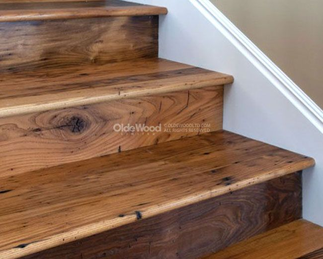 Wooden Vents & Accessories | Reclaimed Wood Stair Parts | Olde Wood