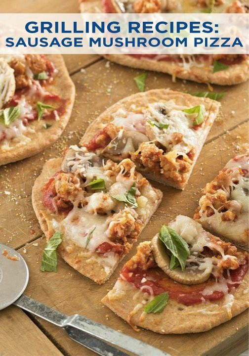 Delightful Pizza Night Just Got More Fun With These Individual Sized Pizzas That Can  Be Made