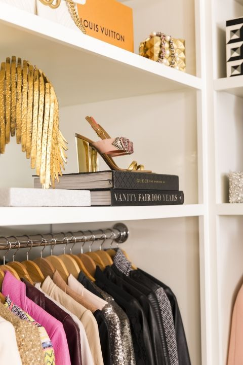 147 best dream closets images on pinterest dresser in for Rachel parcell closet