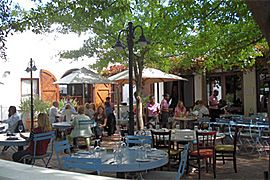 Bread & Wine Restaurant Franschhoek