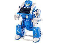 Playtastic Baukasten für 3 transformierbare Solar-Roboter (Bild 2)