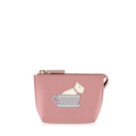 Radley London Swimming Pretty Small Coin Purse