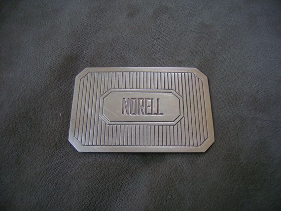 Vintage Norell Mirror 1970 by truthorwear on Etsy, $22.00: Norel Mirror, Vintage Norel, Mirror 1970, Luxe Vintage