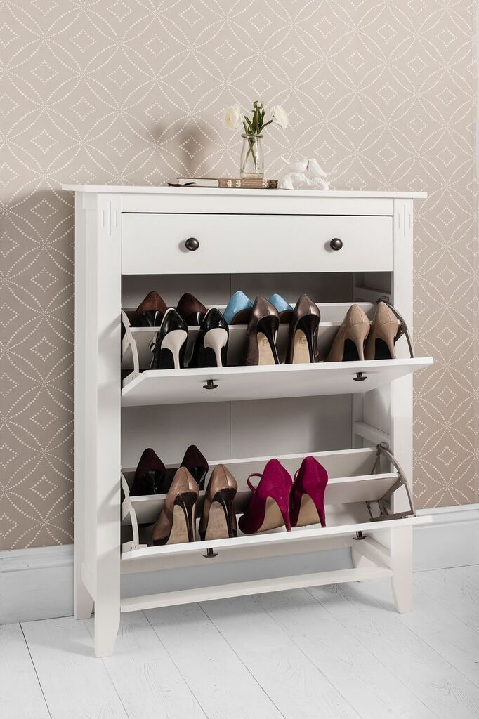 shoe furniture. noa and nani cotswold shoe storage unit in white cabinet 9999 furniture