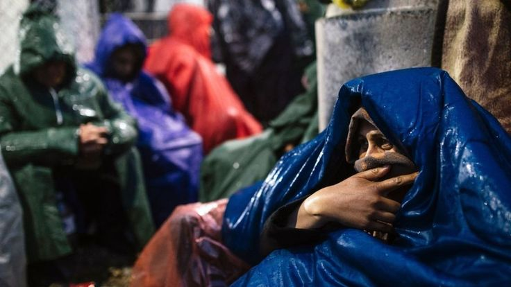 The EU and Turkey say they have agreed the broad principles of a plan to ease the migration crisis at a summit in Brussels, but delayed a final decision.