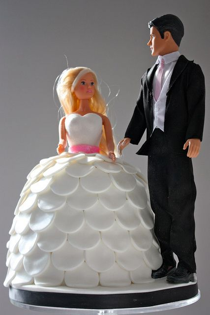 barbie wedding cake topper 171 best images about beautiful cakes on 11071