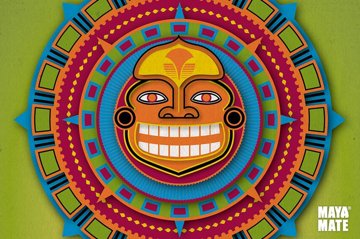 Tag des Lächelns! http://www.mayamate.de