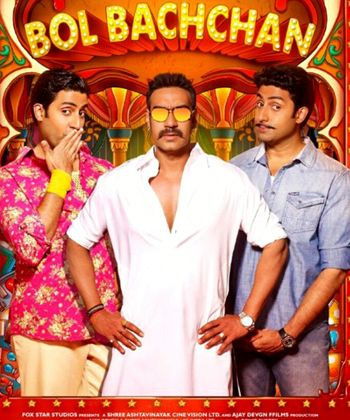 No changes in release date of Bol Bachchan!