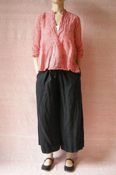 Daniela Gregis, Tognon Trousers with Pockets