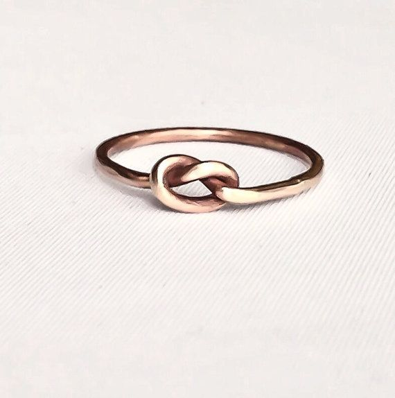 Best 25+ Love knot ring ideas on Pinterest | Knot promise ...