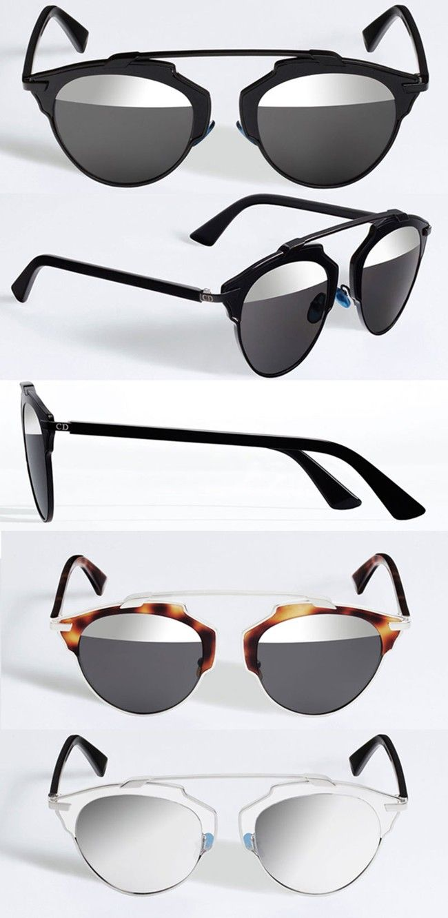 Dior So Real - I don't think anyone understands how strong the WANT and NEED to have these in my life right now is..
