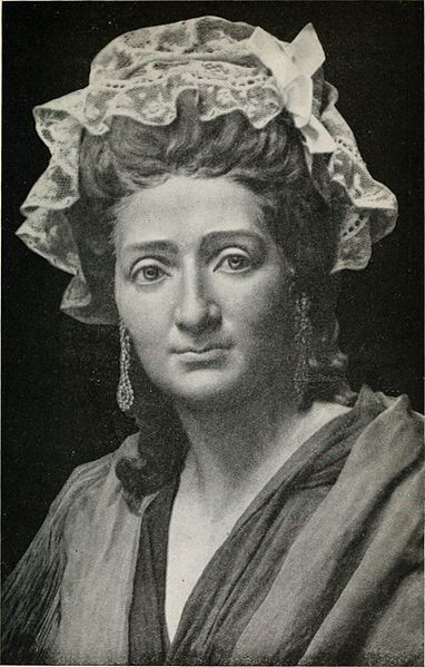 Marie Tussaud was one of the most successful career women of the 19th century. She is truly a fascinating woman. At the age of 17, she became the art tutor to King Louis XVI's sister and then, during the French Revolution, was hastily forced to prove her allegiance to the feudalistic nobles by making the death masks of executed aristocrats.  In 1802, when her marriage dissolved, she left France and took her sons and her waxworks to England; where she began displaying her lifelike artwork.