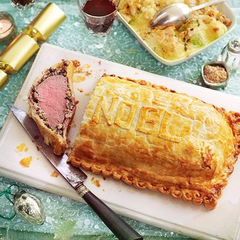Best pastry recipes inspired by The Great British Bake Off Episode 7 - Beef en croute - Recipe on goodhousekeeping.co.uk