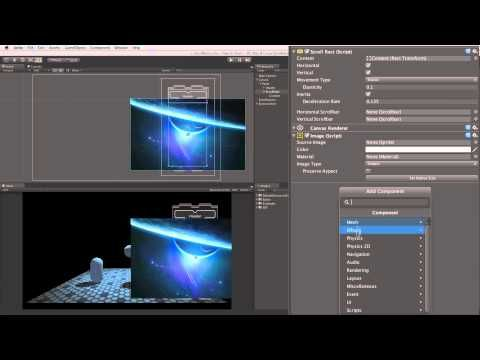 UI Scroll Rect - Unity Official Tutorials - YouTube