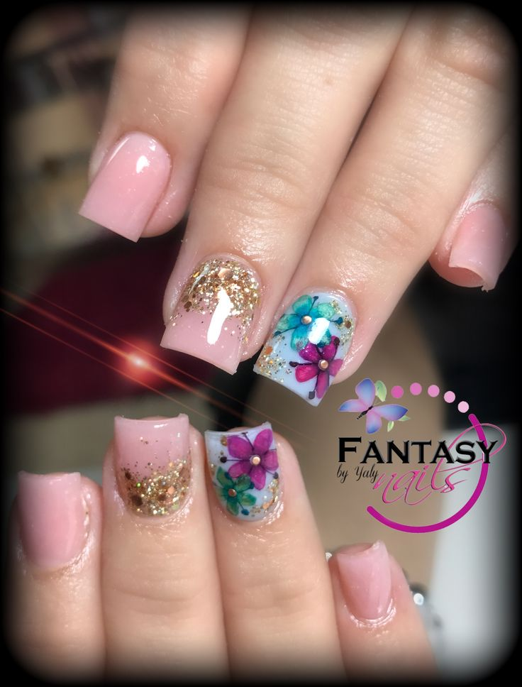 The 119 best FANTASY NAILS images on Pinterest
