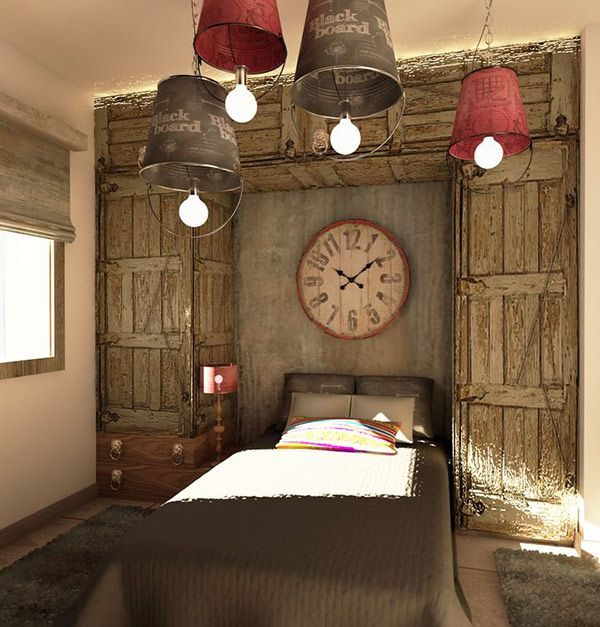 1000+ Ideas About Rustic Murphy Beds On Pinterest