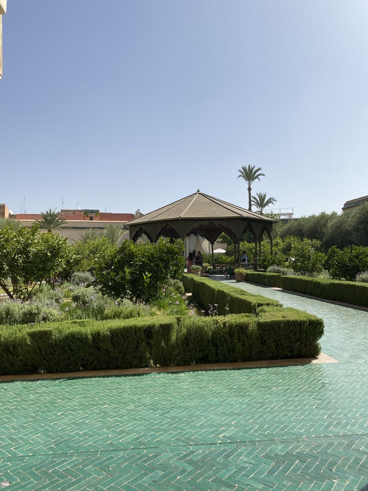 Marrakesh secret garden in 2020 Marrakesch