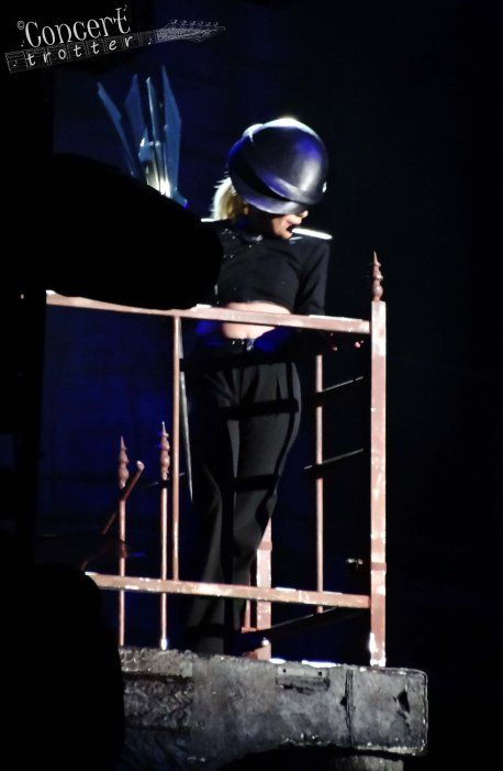 Lady Gaga au Stade de France 2012