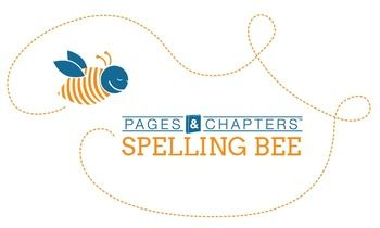 Check out Pages & Chapters spelling bee word list from last year!  Use it to study up for this year's bee!