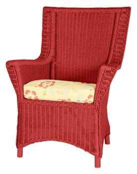 Wicker by Maine Cottage - The August Arm Chair