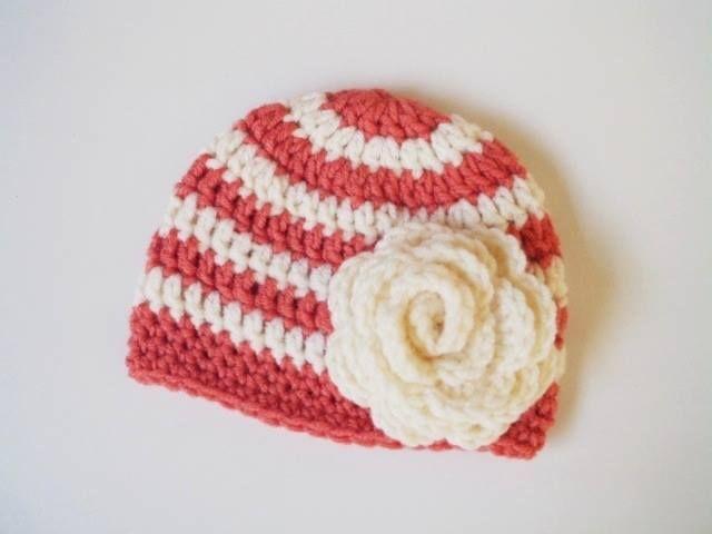 Newborn girl hat http://ift.tt/2d91Mil