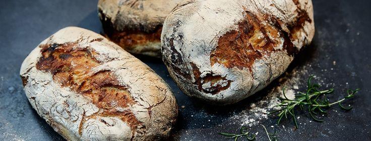Surdegsbröd med Aprikos & Hasselnötter | Kronjäst