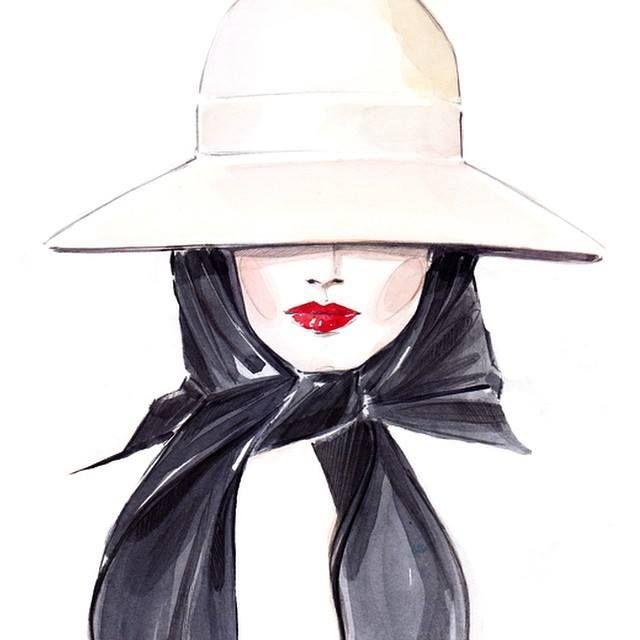 Lena Ker | fashion illustrator