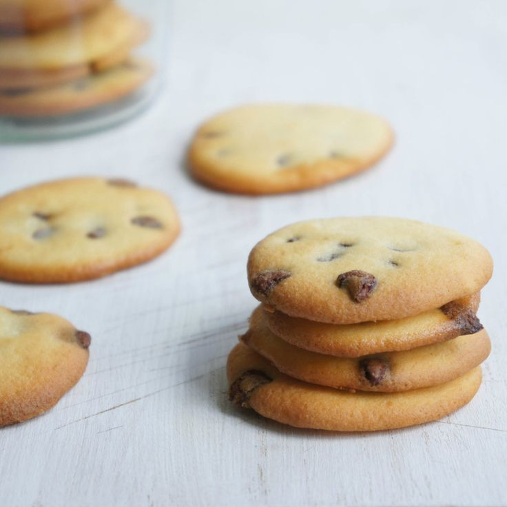 You probably already have the ingredients for these Cake Mix Cookies by on the road again