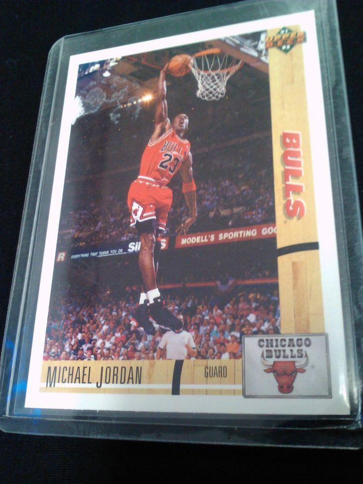 Michael Jordan Rare Promo Card Jordan Collectables