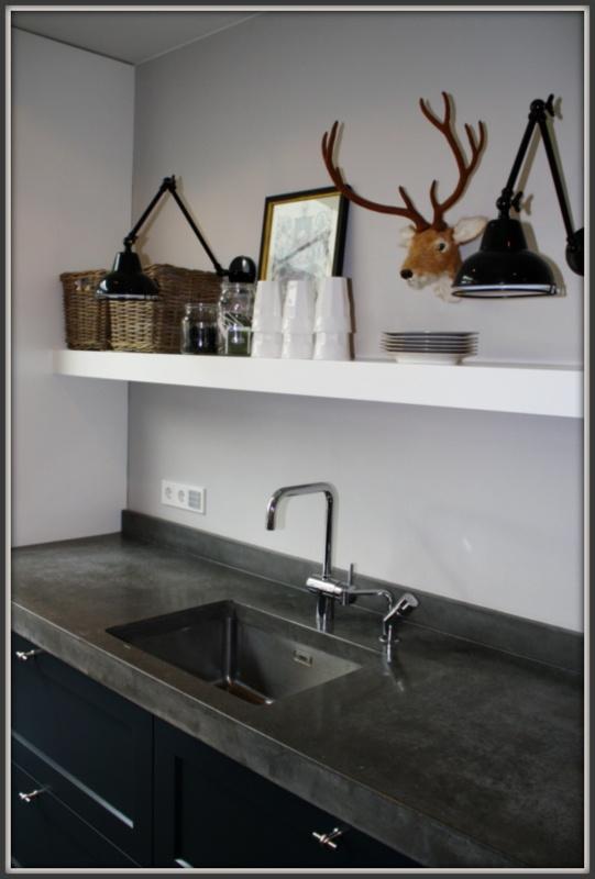 25 beste idee n over landelijke keuken verlichting op pinterest rustiek witte keukens wit - Deco keuken ontwerp ...