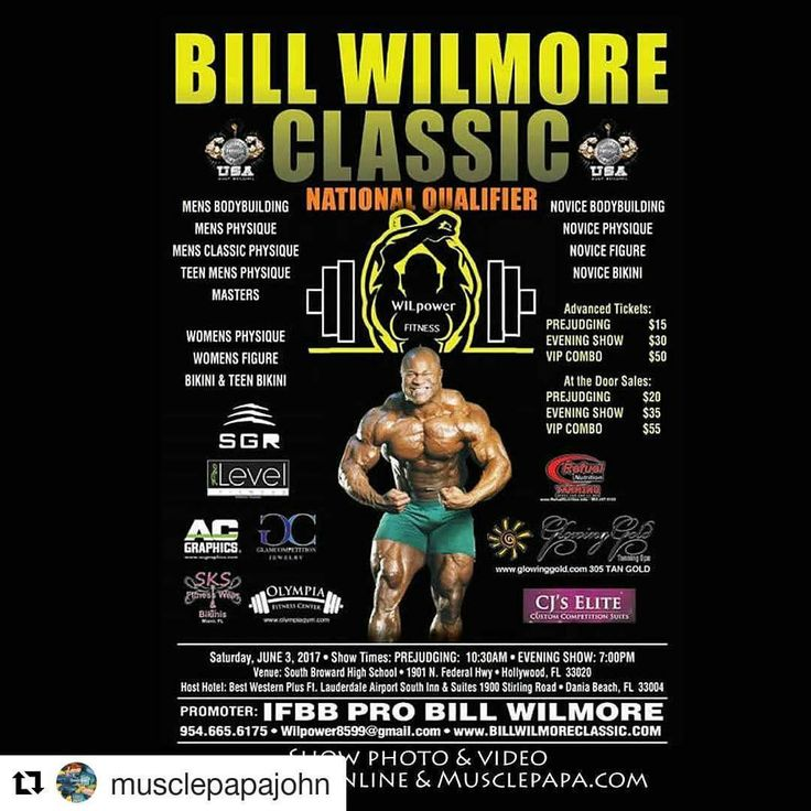 Credit to @musclepapajohn  ・・・ NPC Bill Wilmore Classic National Qualifier June 3, 2017 Hollywood, Florida www.BillWilmoreClassic.com Photo & Video Services by Musclepapa.com. Booking private shoots before and after show coverage seen first at NPC News Online. #billwilmoreclassic, #musclepapa, #covershotfitness, #fitchicks, #floridafitnessphotography ☀ ☀ ☀ #HollywoodTapFL #HollywoodFL #HollywoodBeach #DowntownHollywood #Miami #FortLauderdale #FtLauderdale #Dania #Davie #DaniaBeach #Aventura…