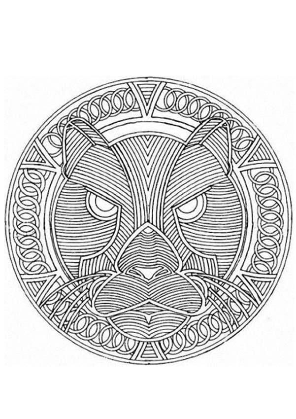 90 best Mandalas images on Pinterest Drawings Coloring books