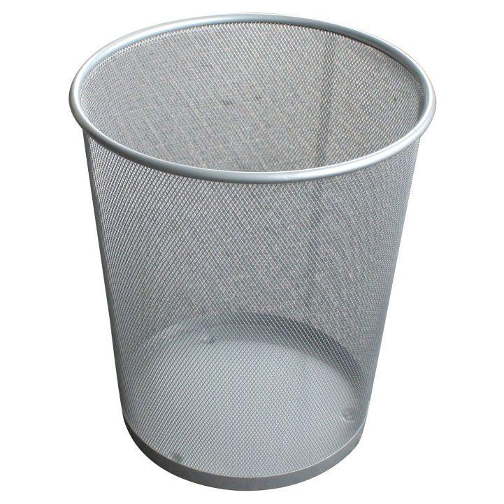 Metal Wastebasket Pack of 5
