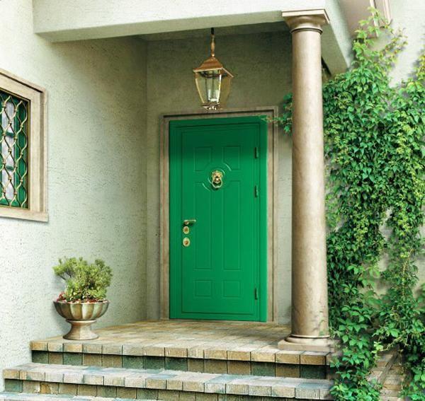 Green Front Doors: Best 25+ Green Front Doors Ideas On Pinterest