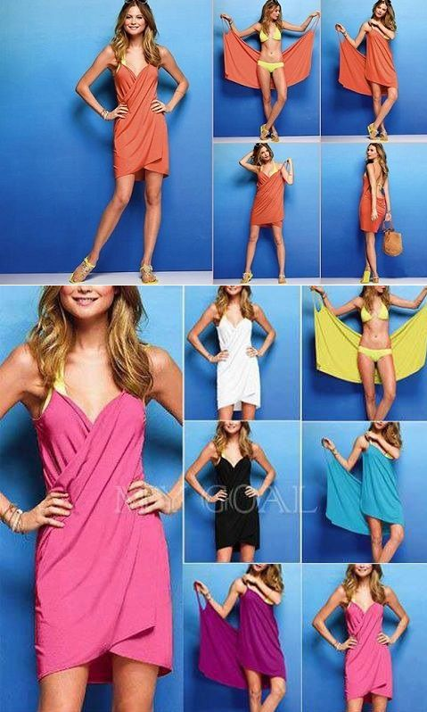 Amazing and Easy to Wear Top Beach Dress