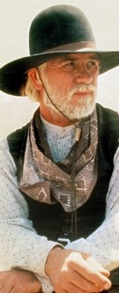 Tommy Lee Jones as Woodrow Call...can't tell you how much I loved him in Lonesome Dove :)