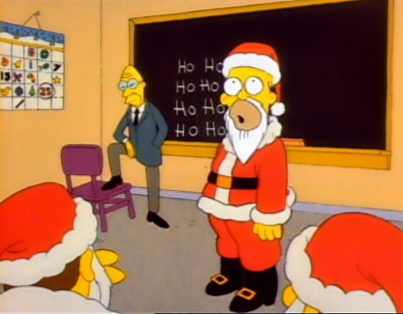 Five Ways The Simpsons Christmas Episodes Ruined My Life | hello giggles
