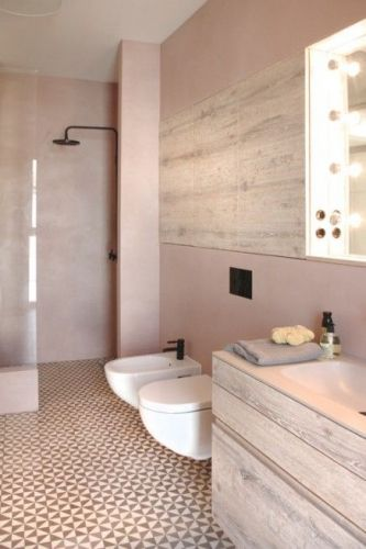 The 25+ best Salle de bain rose ideas on Pinterest | Rebecca judd ...