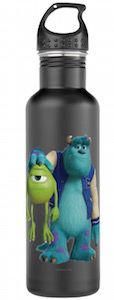 Monsters Inc Mike And Sulley Water Bottle