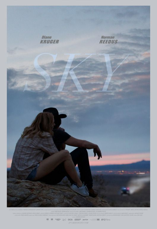Watch Diane Kruger, Lena Dunham & Norman Reedus in the Sky trailer