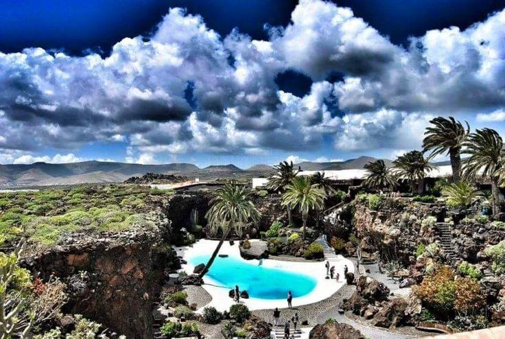 kings Pool @ Jameos del Agua