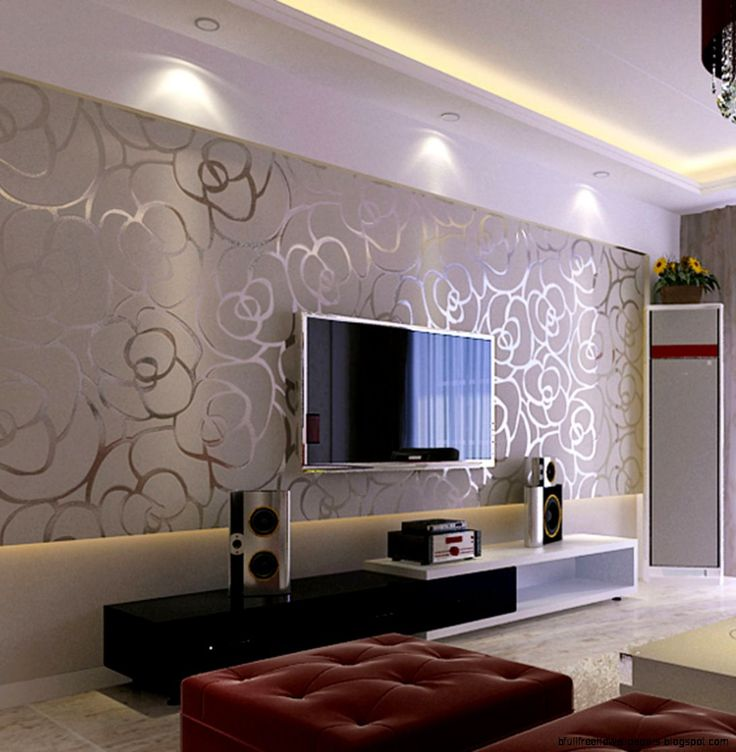 Modern Wallpapers For Walls Makes The Room Extraordinary