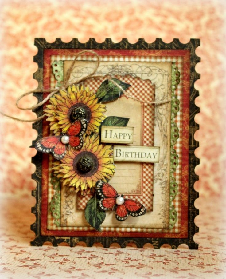 French Country card